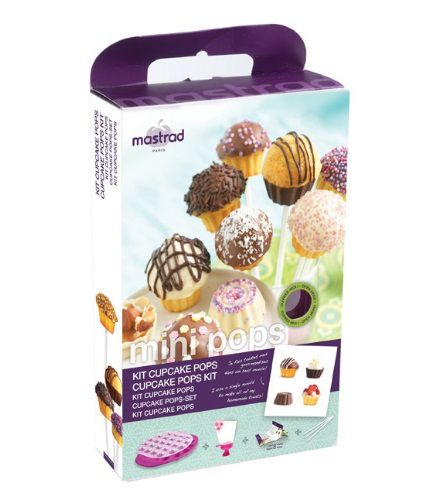 Mastrad Cupcake Pop Molds