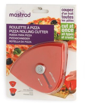 Mastrad Pizzasnijder Rood