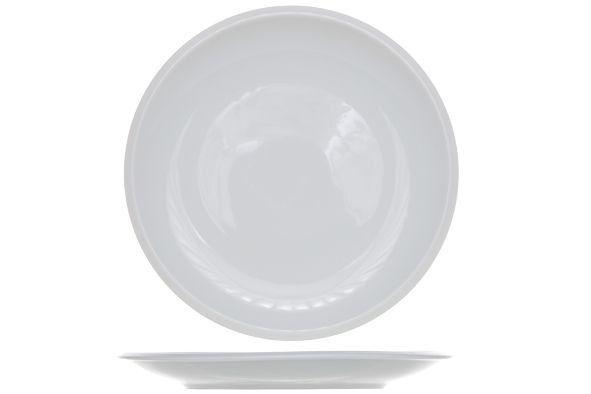 dessertbord pleasure white set6