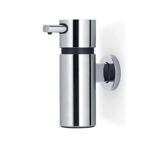 Blomus Areo zeepdispenser - wandmodel 220 ml - gepolijst rvs