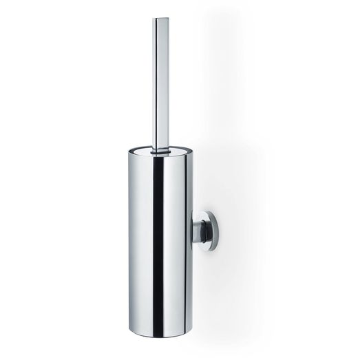 Blomus Areo toiletborstelset - wandmodel - gepolijst rvs