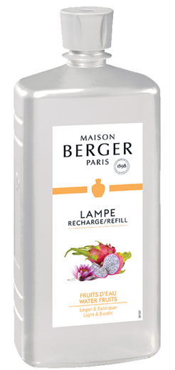 Lampe Berger navulling Water Fruits 1 liter