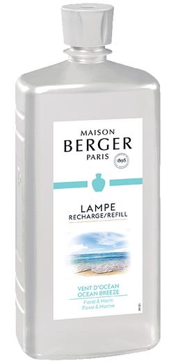 Lampe Berger navulling Ocean Breeze 1 liter