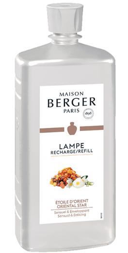 Lampe Berger navulling Oriental Star 1 liter