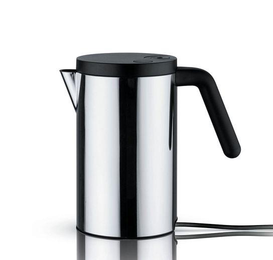 Alessi Waterkoker Hot.It RVS/Zwart - 0.8 Liter