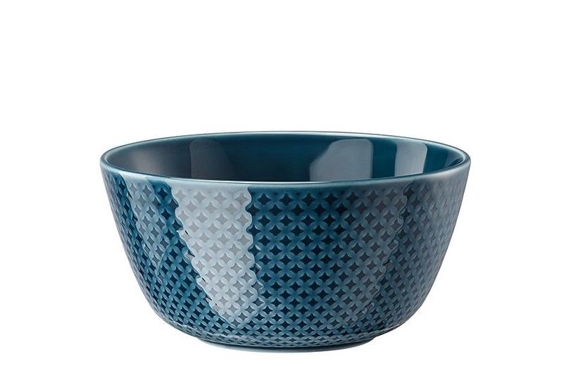 Rosenthal Junto papschaaltje ø 14cm - ocean blue