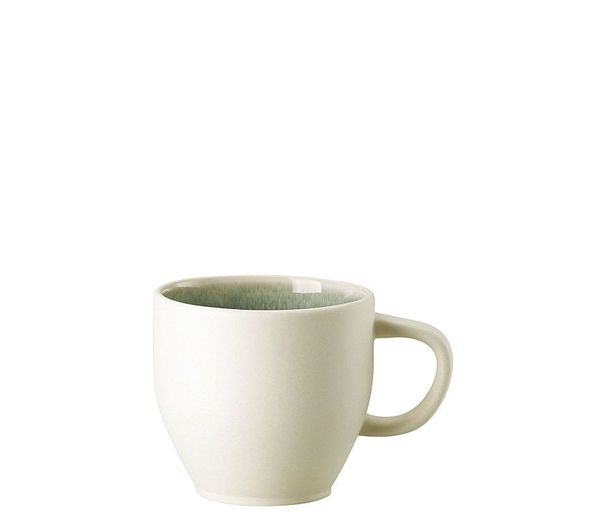 Rosenthal Junto koffiekop - aquamarine