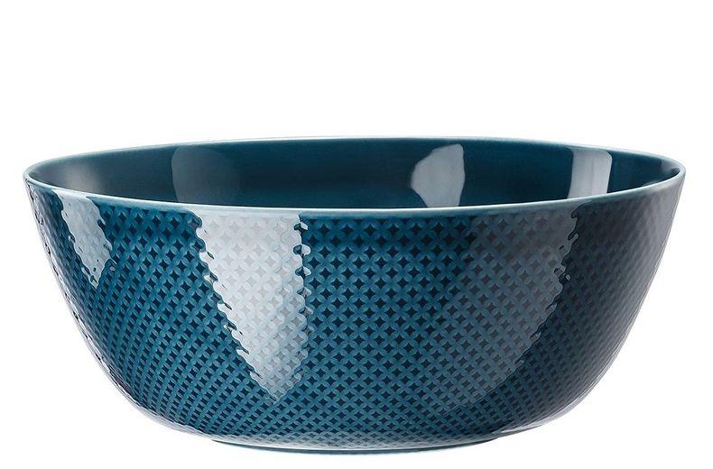 Rosenthal Junto schaal ø 26cm - ocean blue