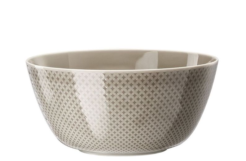 Rosenthal Junto schaal ø 22cm - pearl grey