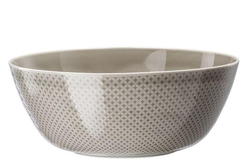 Rosenthal Junto schaal ø 26cm - pearl grey