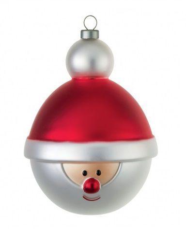Alessi Kerstbal Kerstman