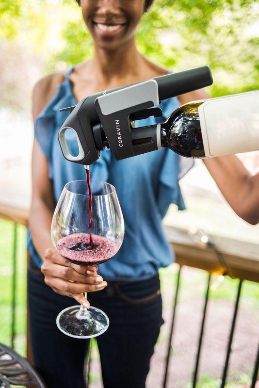 Coravin wijnsysteem Model One Black