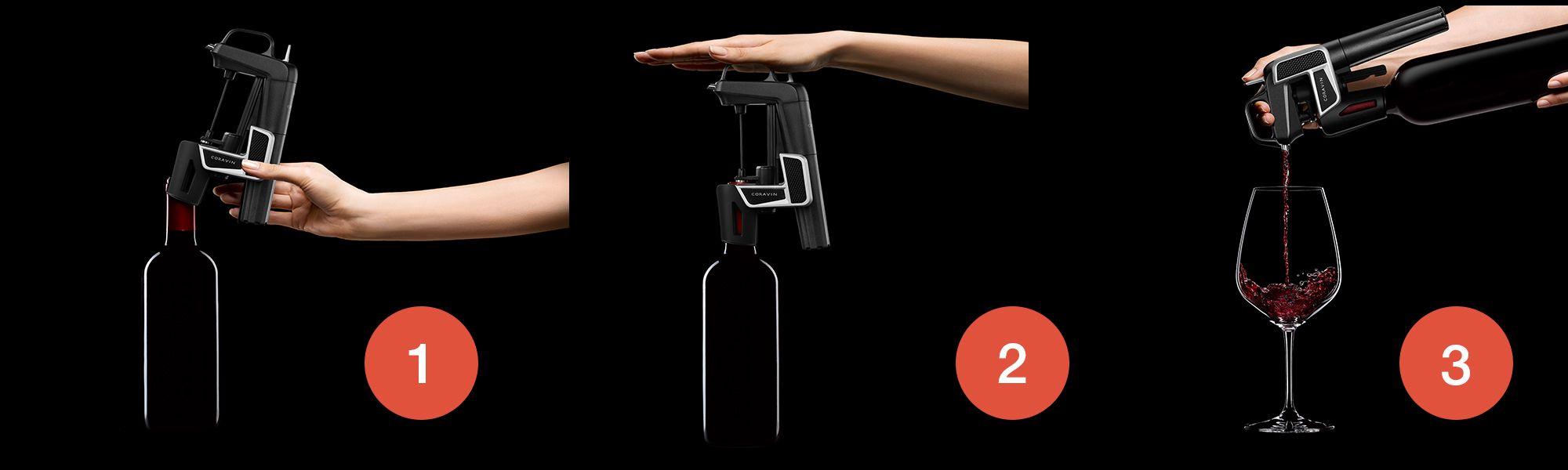 Coravin wijnsysteem Model One