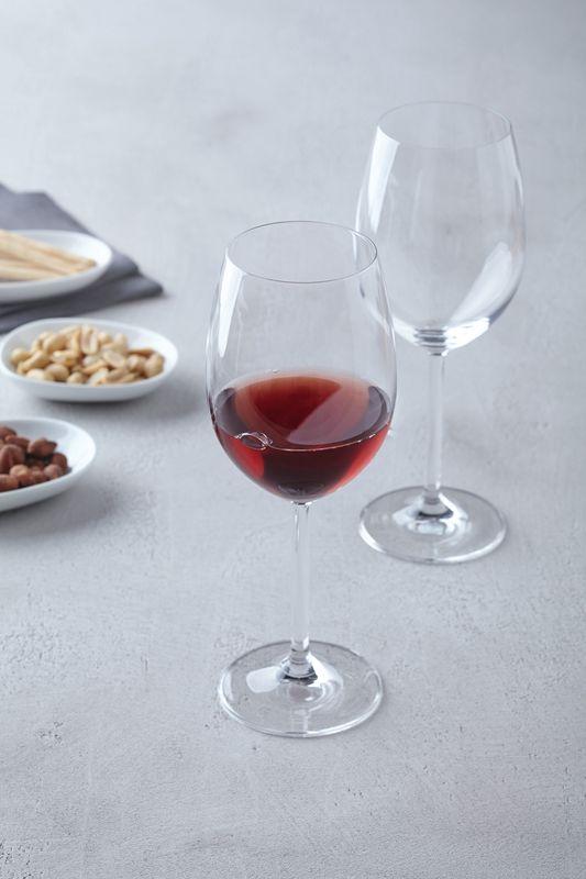 Leonardo Rode Wijnglazen Daily