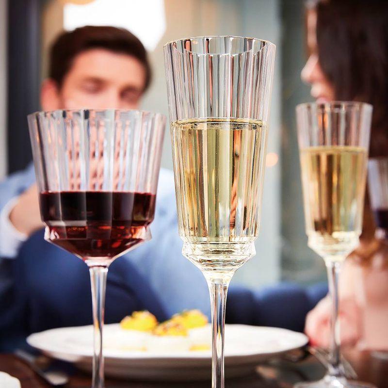 Cristal d'Arques rode wijnglas Macassar 35 cl sfeer