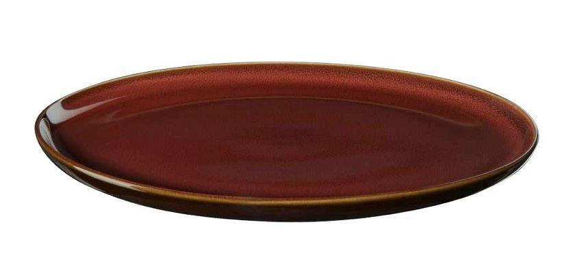 ASA Selection Dinerbord Kolibri Rusty Red Ø 26.5 cm