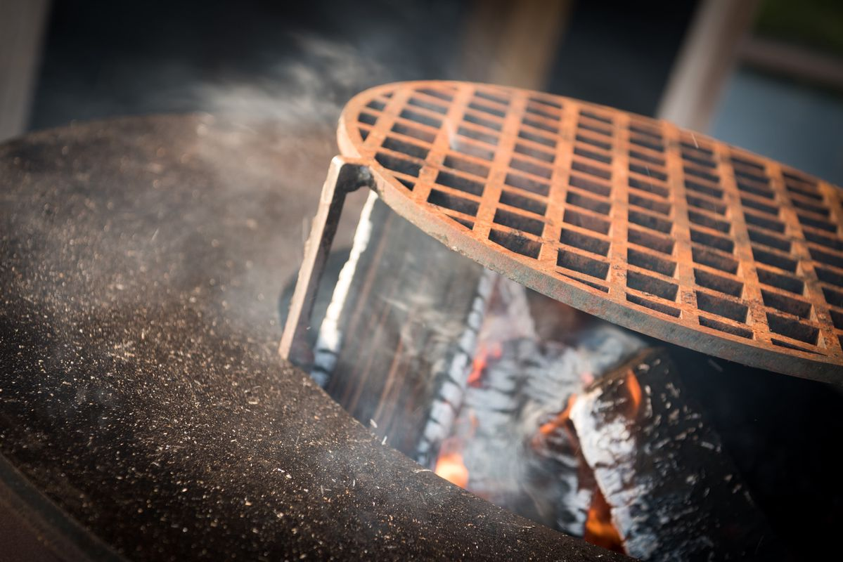 White Fire BBQ Rooster Kopen? Barbecue Rooster | Cookinglife!