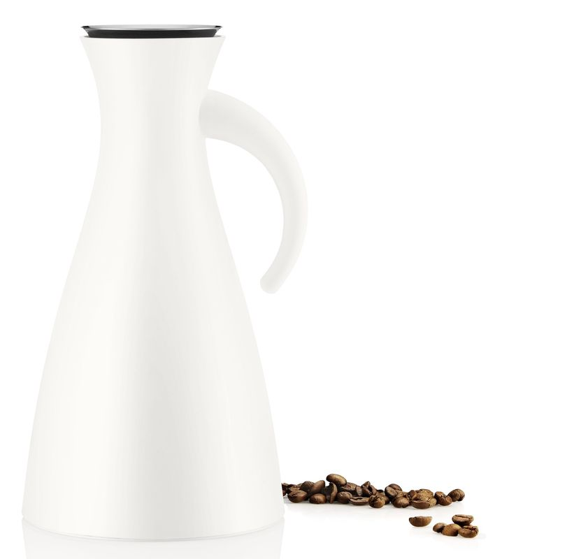 Eva Solo Thermoskan Vacuum Smal Wit 1 liter