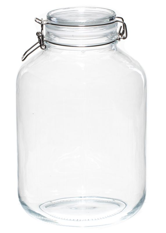 Sareva Weckpot Rond 5 Liter
