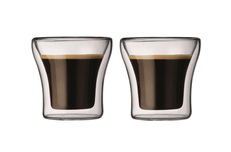 Bodum Dubbelwandige Glazen Assam 10 cl - 2 Stuks