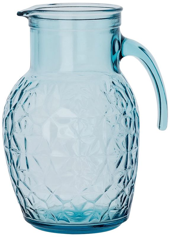 Bormioli Karaf Blauw 2.5 Liter