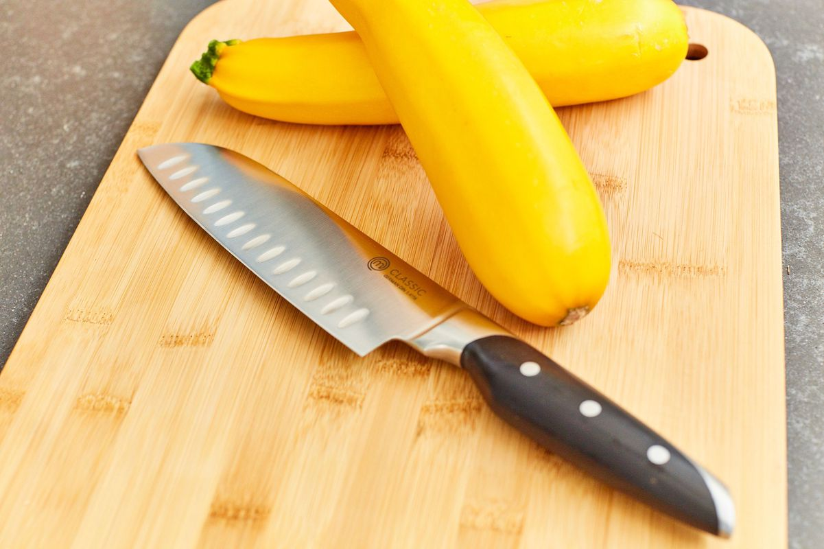MasterChef Classic Rivet Santoku Knife Large Beauty 1