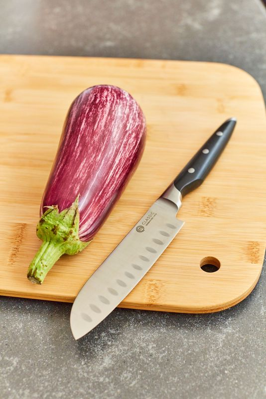 MasterChef Classic Rivet Santoku Knife Small 12.5 cm 3