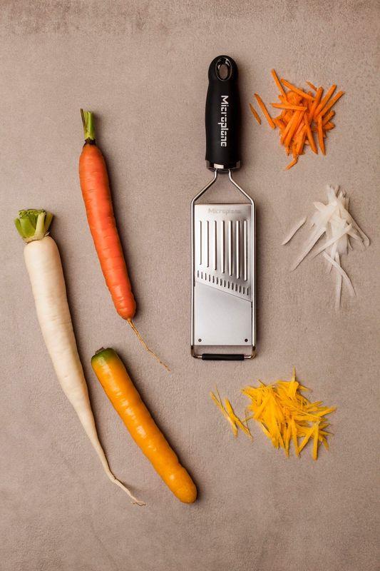 Microplane Gourmet Julienne Snijder RVS