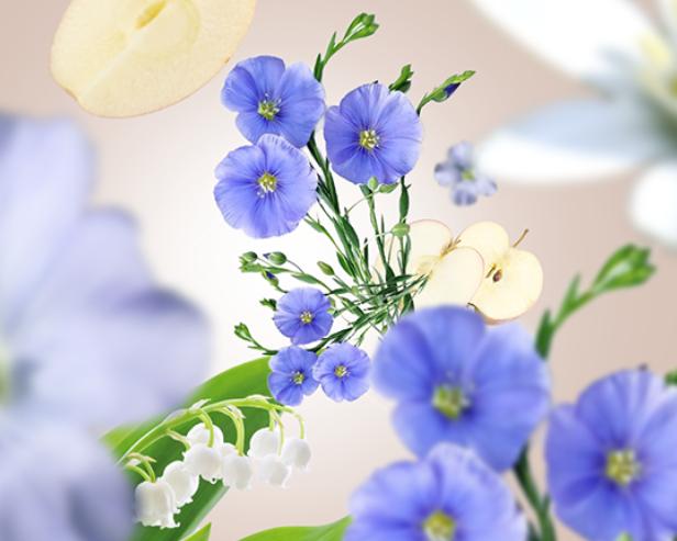 Maison Berger navulling Linen Blossom 200 ml sfeer