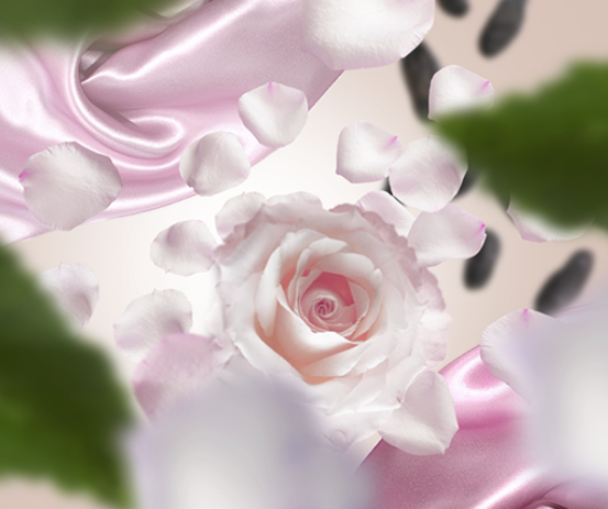 Maison Berger geurstokjes Silk Touch sfeer