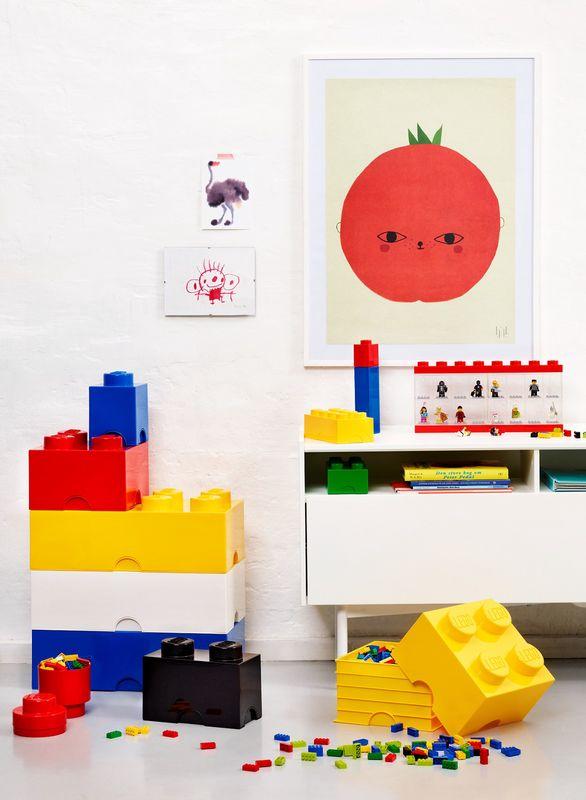 LEGO®_Opbergbox Geel