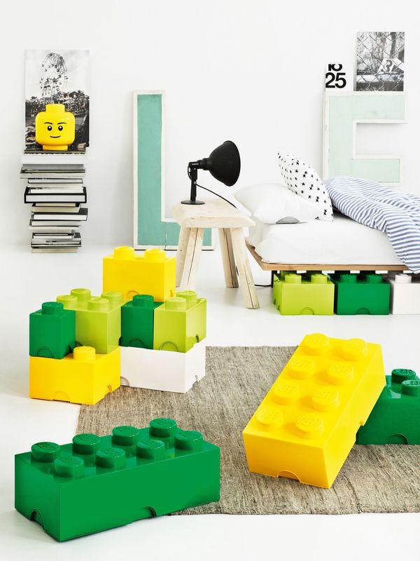 LEGO®_Opbergboxen_groen_!