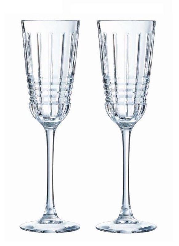 Cristal d'Arques champagneglazen Rendez-Vous 17 cl - 2 stuks