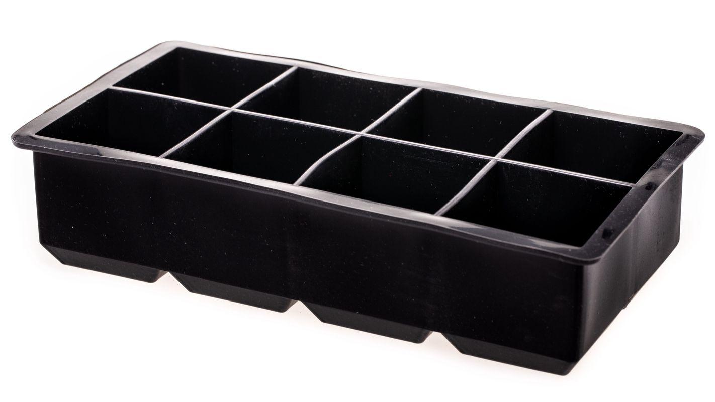 Sareva IJsblokjes Zwart 8 Blokken