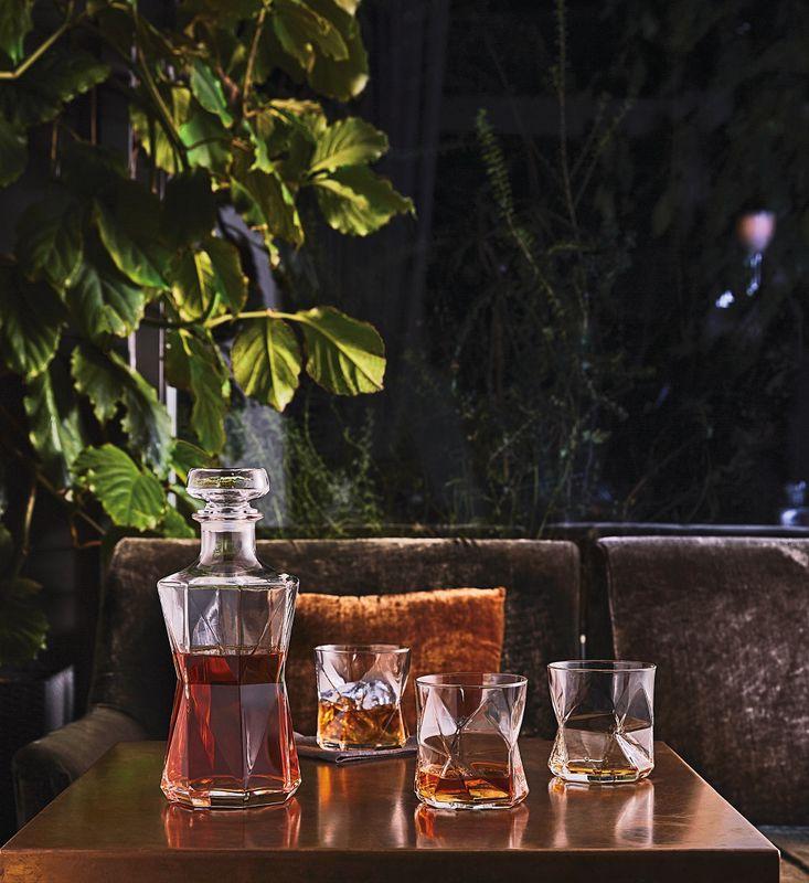 Bormioli Whisky set Cassiopea
