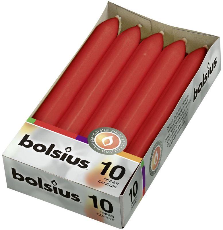 bolsius-dinerkaarsen-rood-10stuks