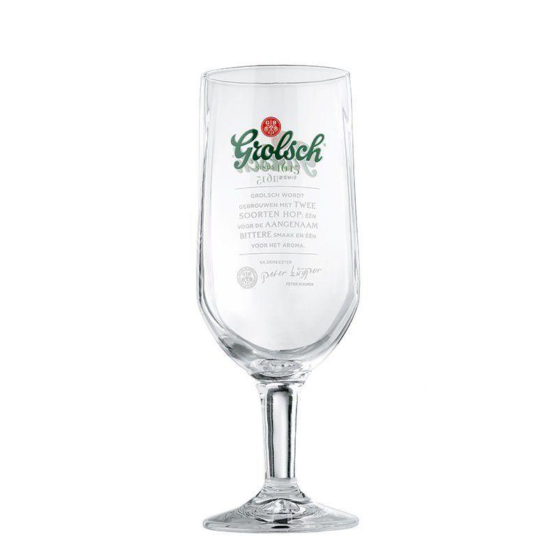 Grolsch bierglas classic