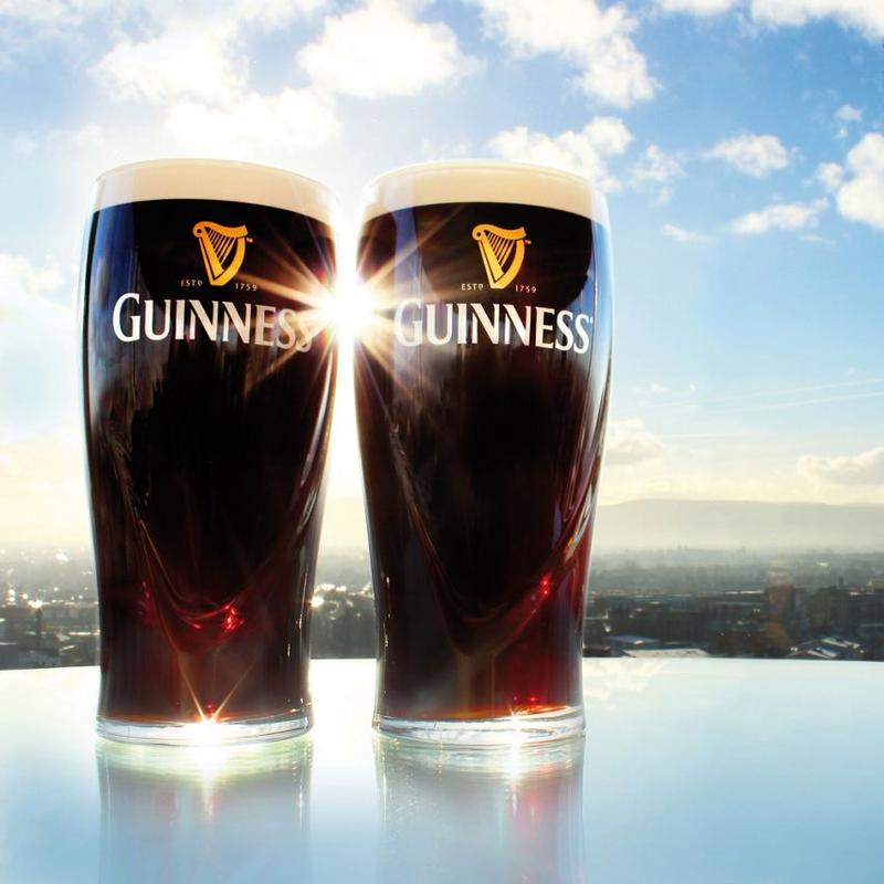 Guinness Bierglas Pint