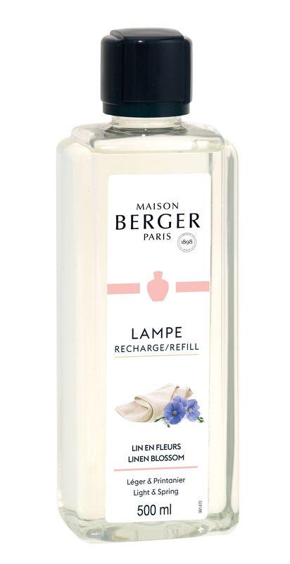 lampe-berger-navulling-500ml-linen-blossom
