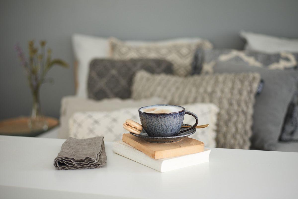 leonardo koffiekop blauw 29cl sfeer1