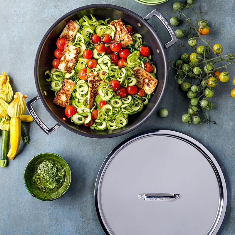 Le Creuset wokpan MagnetikØ 30 cm sfeer