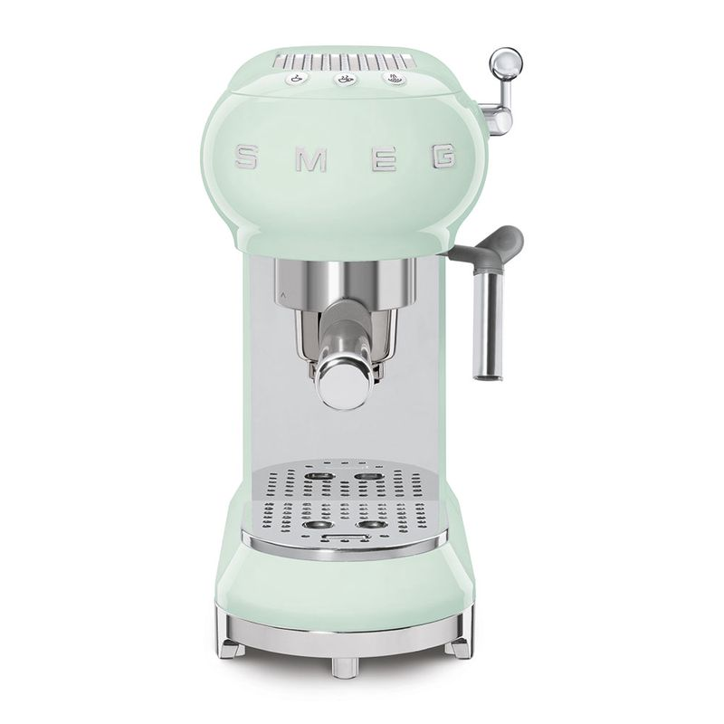smeg-espressomachine-watergroen