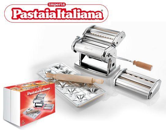 Pastamachine Imperia Set