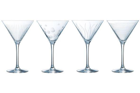 Luminarc Lounge Club Cocktailset 4 stk
