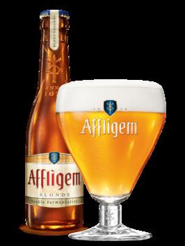 Affligem bierglas