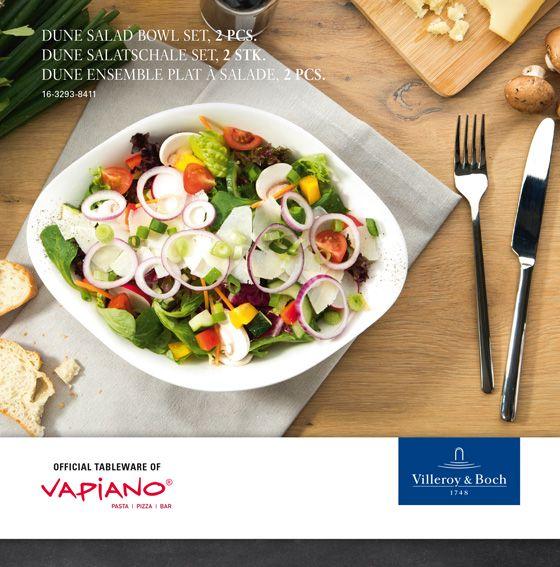 Vapiano Saladeschaal