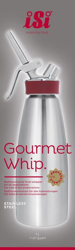 iSi Gourmet 3