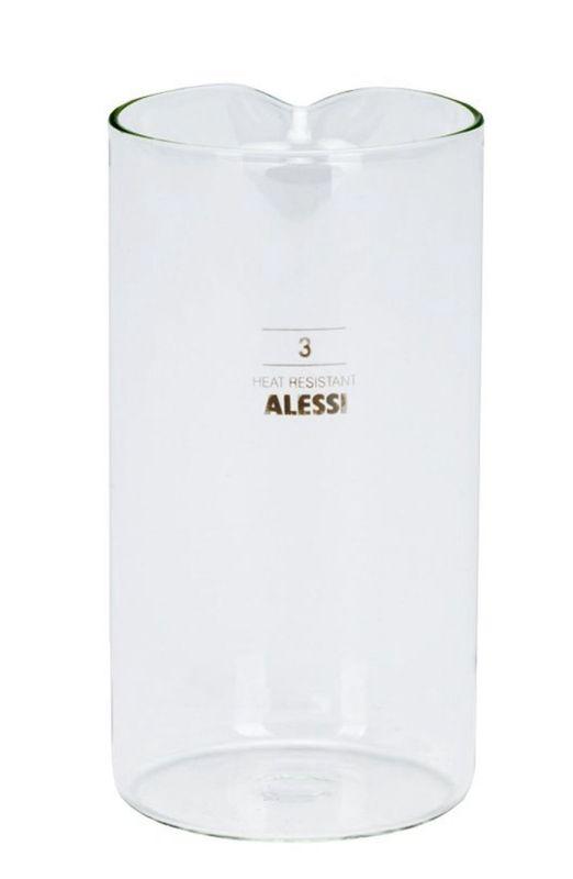Alessi Reserveglas Cafetiere 9094/3 & MGPF-3