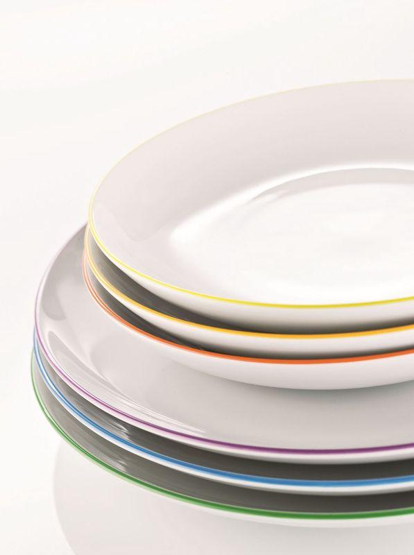 Arzberg Cucina Colori bord geel