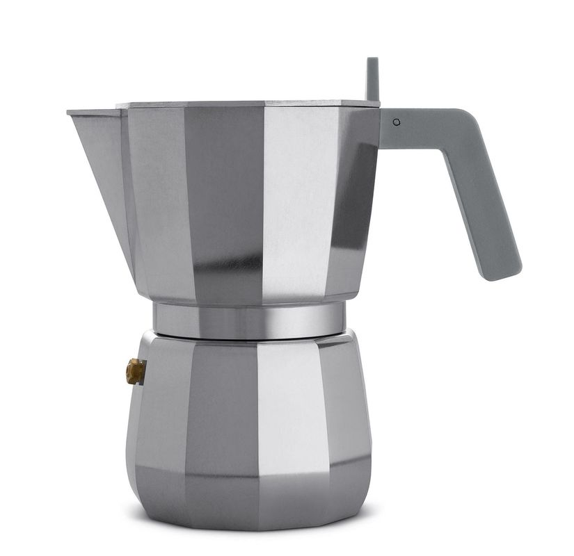 Alessi Moka percolator DC06/6 door David Chipperfield